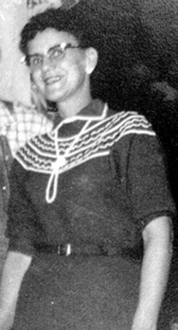 Evelyn Mattie <i>Nation</i> Davis