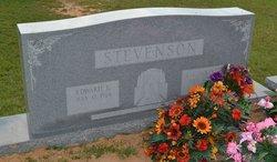 Edward E Stevenson