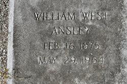 William Wesley West Ansley
