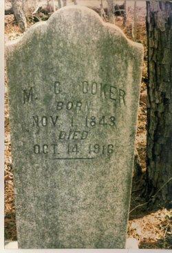 Moses C. Coot Coker