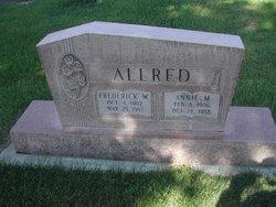Annie May <i>Gibson</i> Allred