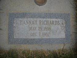 Hannah Richards