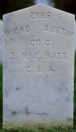 Pvt Richard Austin