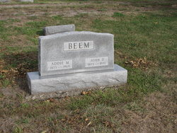 Addie Mae <i>Hardy</i> Beem