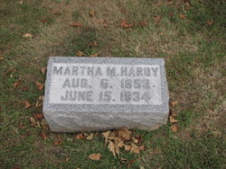 Martha Malinda Linny <i>Layton</i> Hardy