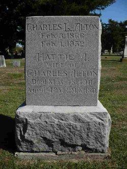 Hattie A. <i>Terrill</i> Alton