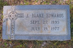Joe Blake Edwards