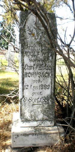 Adolf W. E. Bohnsack