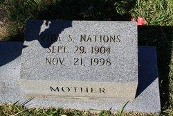 Vida Belle <i>Stevens</i> Nations