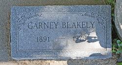 Garney <i>Curtis</i> Blakely