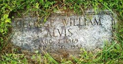 George William Alvis