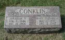 Abraham VanMeter Conklin