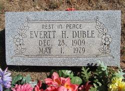 Everett Henry Duble