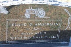 Leland Dean Anderson