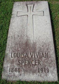 Louisa Vivian <i>Benning</i> Spencer