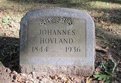 Johannes Hoveland