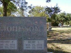 Ruby Loren <i>McCravy</i> Johnson