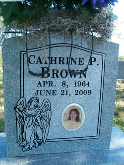 Cathrine <i>Poindexter</i> Brown