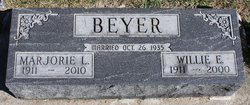 Marjorie L <i>Conn</i> Beyer