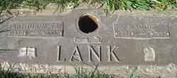 Arthur M Lank, Sr