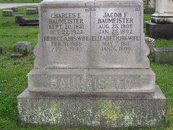 Jacob Friedrich Baumeister