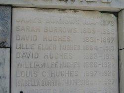 Isabella <i>Burrows</i> Hughes
