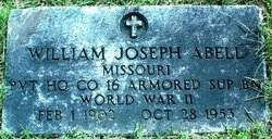 William Joseph Abell