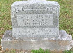 Marion Kirkland