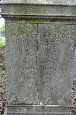 Caroline De Olivier <i>Vinal</i> Ladd