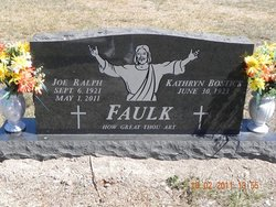 Joe Ralph Faulk