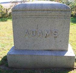 Eva F. <i>Fry</i> Adams