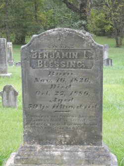 Benjamin Lawrence Blessing