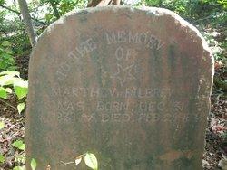 Martha H. <i>McNeal</i> Bilbrey