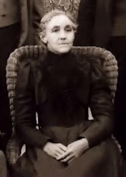 Catharine Margaret <i>Bartlett</i> Abraham