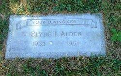 Clyde Leslie Alden