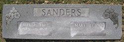 Alfred Lee Sanders