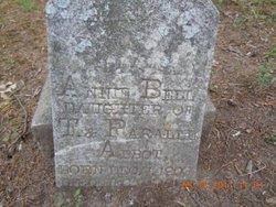 Annie Bell Abbot