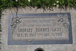 Shirley <i>Torres</i> Lady