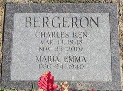 Charles Kenneth Bergeron