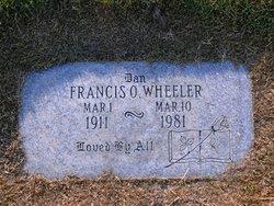 Francis Orville Wheeler