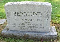 K Rudolf Berglund