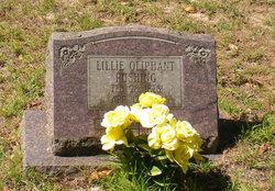 Lillie <i>Oliphant</i> Rushing