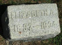 Elizabeth A. <i>Tillotson</i> Rusmisel