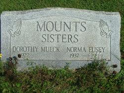 Dorothy Jane <i>Mounts</i> Mueck Schmelzer