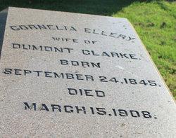 Cornelia <i>Ellery</i> Clarke