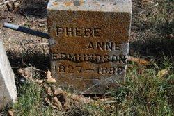 Phebe Anne Edmundson