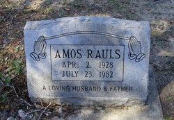 Amos Rauls