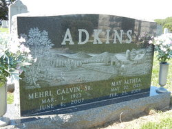 Mehrl Calvin Adkins, Sr