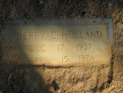 Jerry Clinton Holland