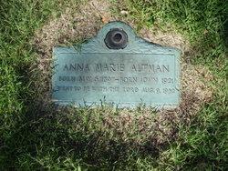 Anna Marie Altman